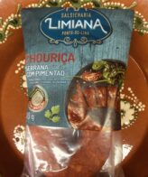 Chouriça Serrana com Pimentão