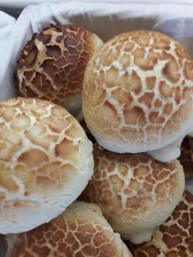 Pão Farinha de Arroz
