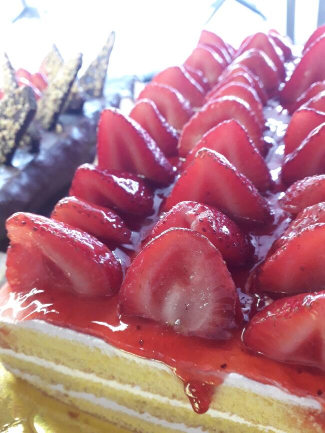Torta Morango