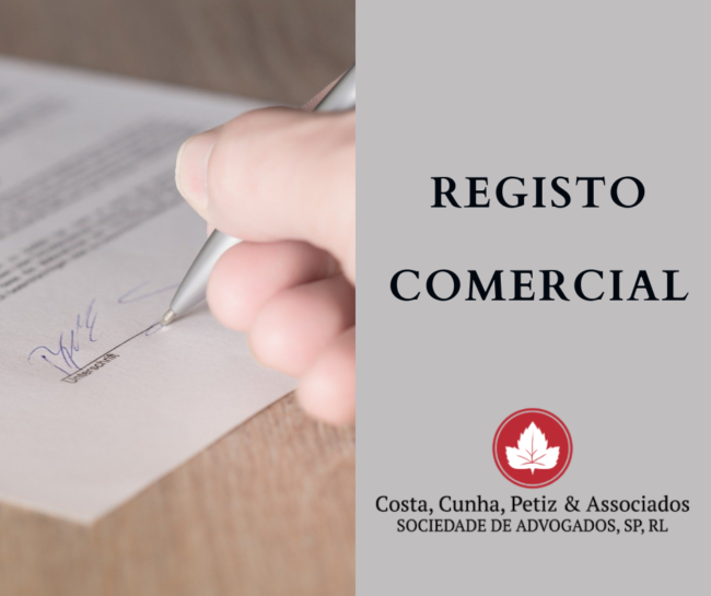 REGISTO COMERCIAL_CCP Advogados