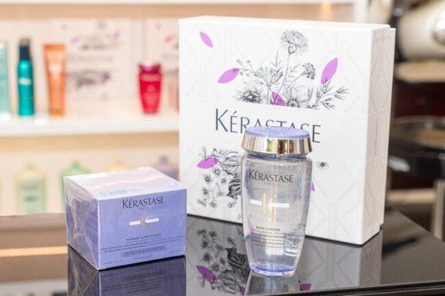 KIT KERASTASE BLOND ABSOLUT