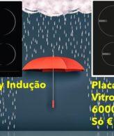 Placa Century Indução /Vitrocerâmica